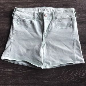 American Eagle Outfitters Super Stretch MIDI Short
